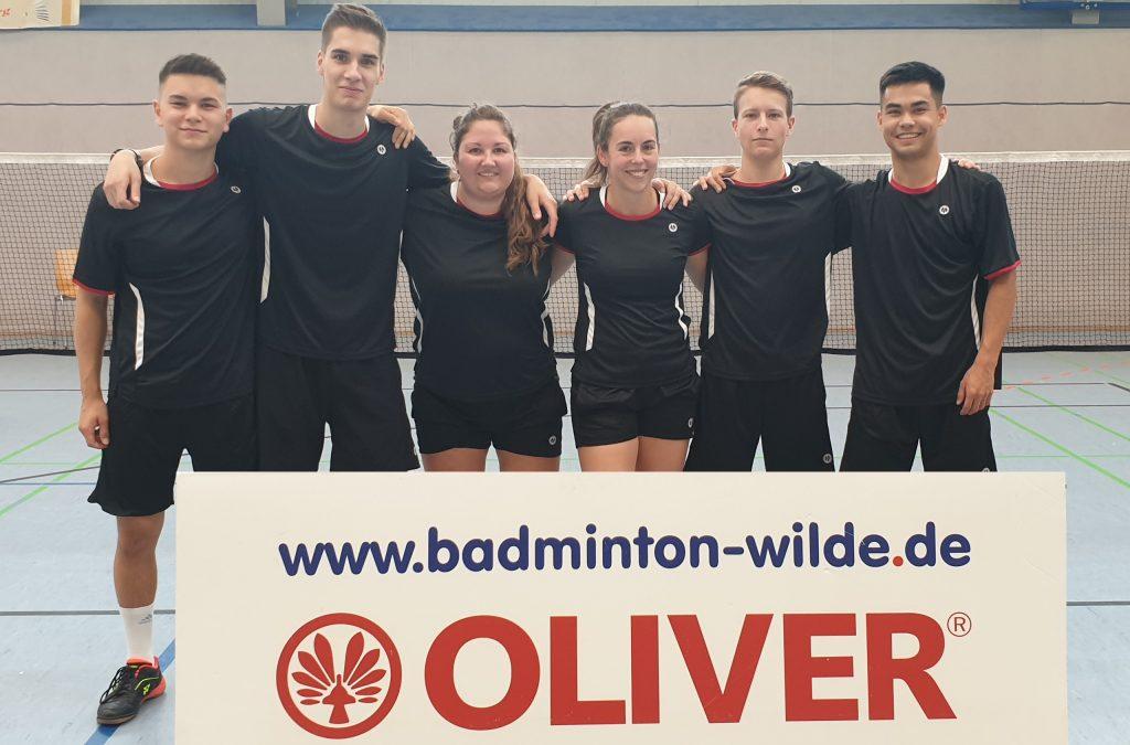 ESV Flügelrad Badminton - 1. Mannschaft 2019-20