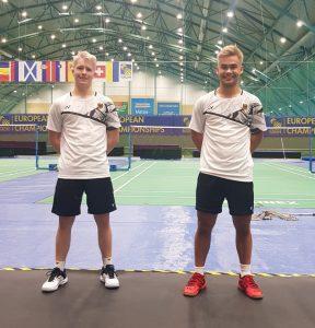 EM-Norminierung von Kilian und Matthias